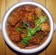 Balti Chicken - Chicken flavoured with unique Nigella seeds.