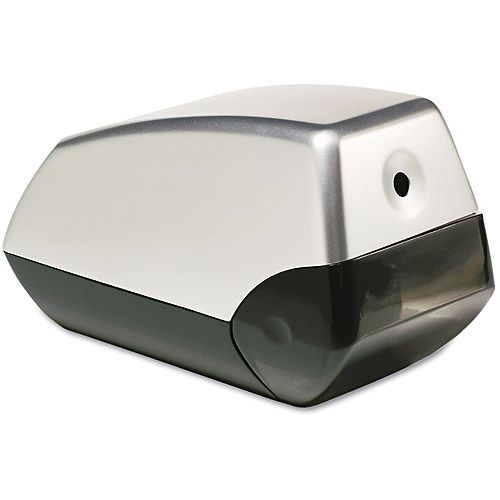 X-ACTO Model 1900 Desktop Electric Pencil Sharpener, Two-Tone Gray