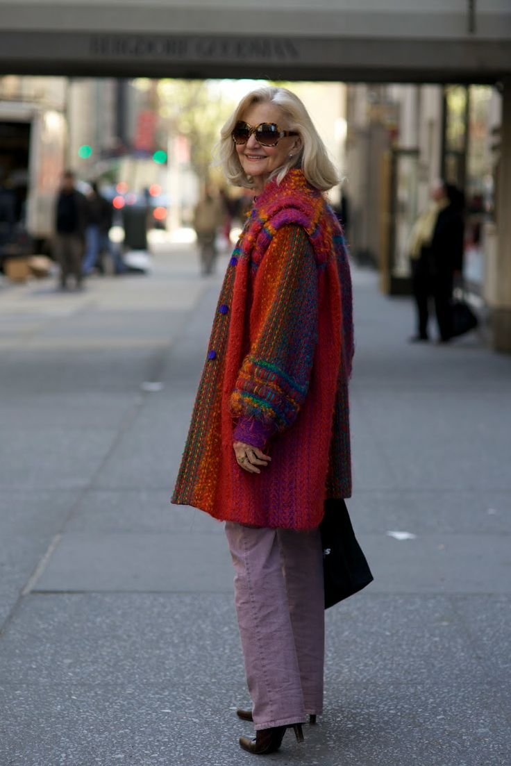 Technicolor Swing Coat. Must find fantastic fabric and a pattern that will work before next winter!