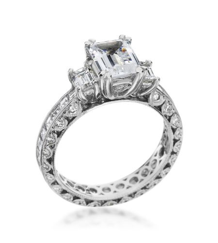Completely new 54 best Tacori images on Pinterest | Jewelery, Tacori engagement  PV83
