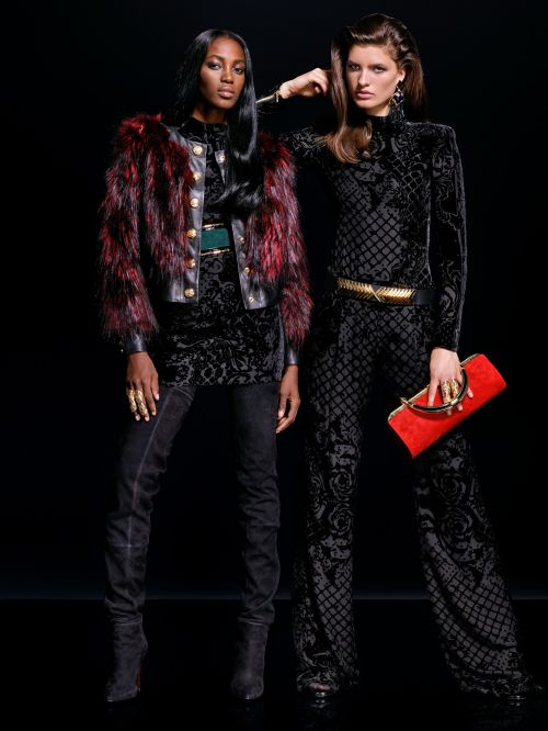 Balmain x H&M womenswear | Source: Courtesy