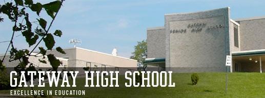 Gateway Highschool in Monroeville, PA