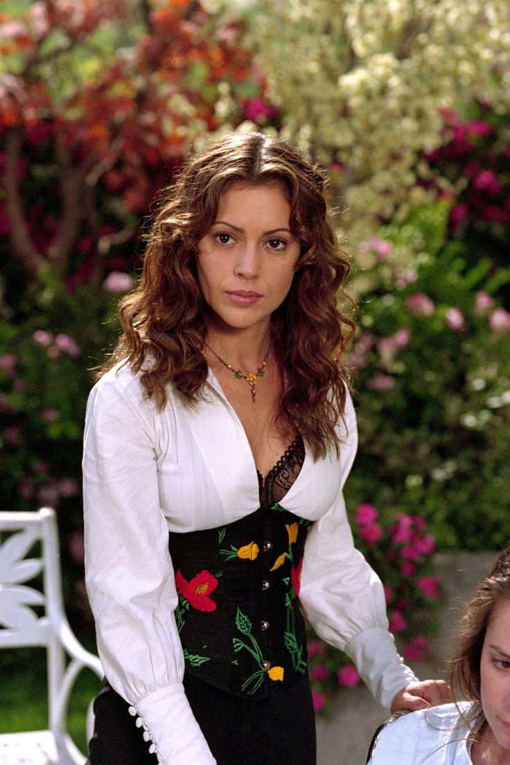 Alyssa Milano as Phoebe Halliwell