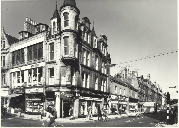 17 best images about memories of aberdeen on pinterest for 48 skene terrace aberdeen