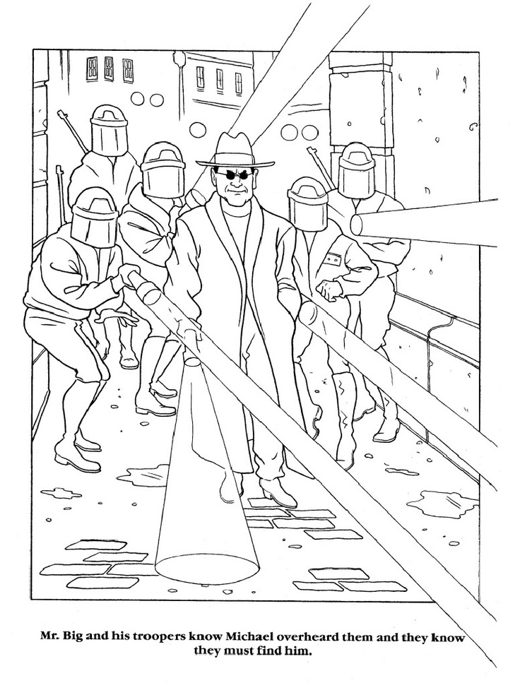 Free Michael Name Coloring Pages Michael Coloring Page