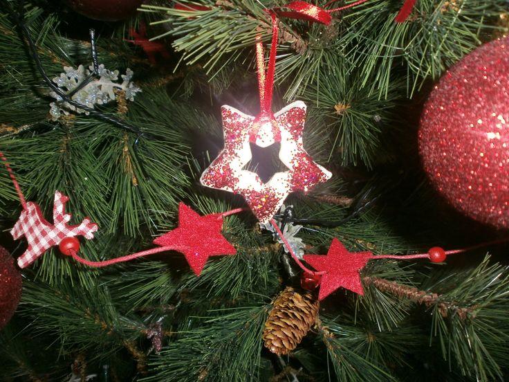 Χριστουγεννιάτικα στολίδια από ζύμη! Φτιάξτο μόνος σου!
