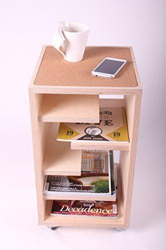 Tower side table. Birch plywood, http://www.amazon.com/dp/B01A7CK1D6/ref=cm_sw_r_pi_awdm_x_DvXWxbYKADN11