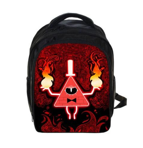 Anime Gravity Falls Backpack Dipper Mabel Children Backpack Boys Girls School Backpacks Kids School Bags Kindergarten Backpacks