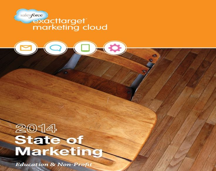 2014 State of Marketing from Salesforce.com