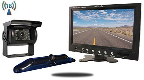Tadibrothers 5th Wheel Wireless Backup Camera System with a 7 Inch Monitor and 2 Backup Cameras For Sale https://wirelessbackupcamerareviews.info/tadibrothers-5th-wheel-wireless-backup-camera-system-with-a-7-inch-monitor-and-2-backup-cameras-for-sale/