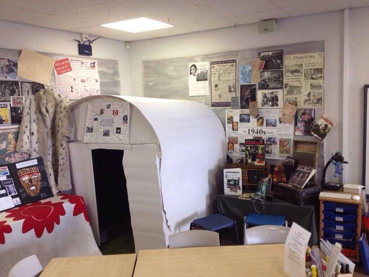 History Role Play Area | Teaching Photos