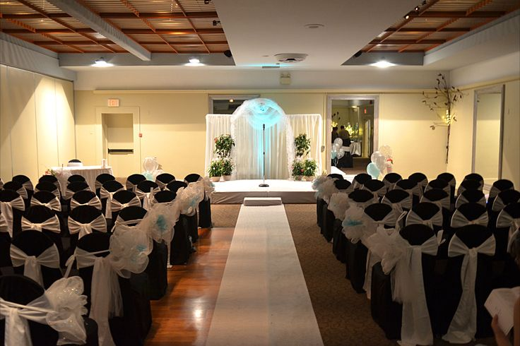 Wedding Ceremony at the Kingston Banquet and Conference Centre