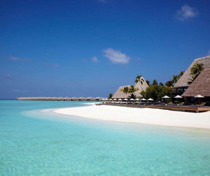 Maldivas. Mais azul.