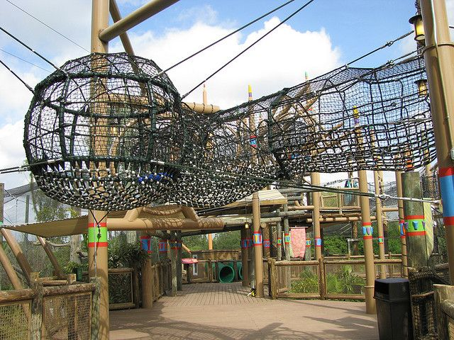 Goric's Berliner designed playground
