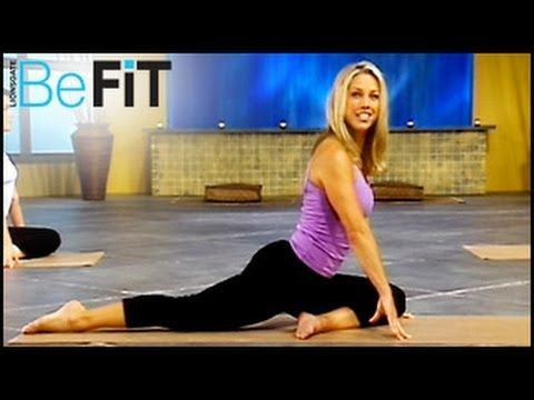 Total Body Stretching & Flexibility Workout: Denise Austin
