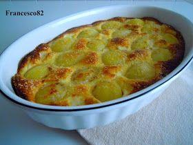 La cucina degli Angeli: Tortino di patate soffice alla robiola