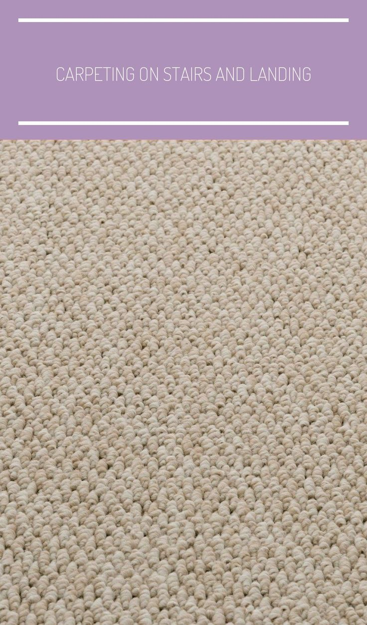 carpeting on stairs and landin in 2020 Berber carpet