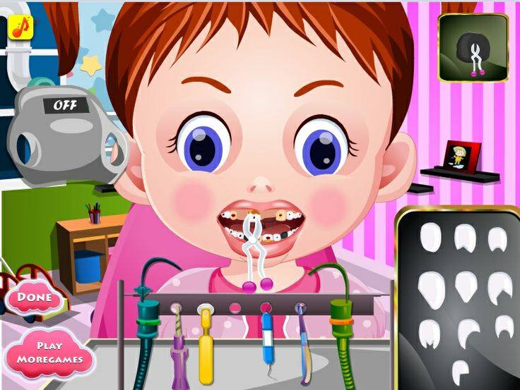 Crazy Dentist | Games | Gaming Apps | Android Games | www.techclones.com