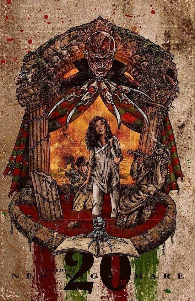 Nightmare on Elm-Street - New Nightmares