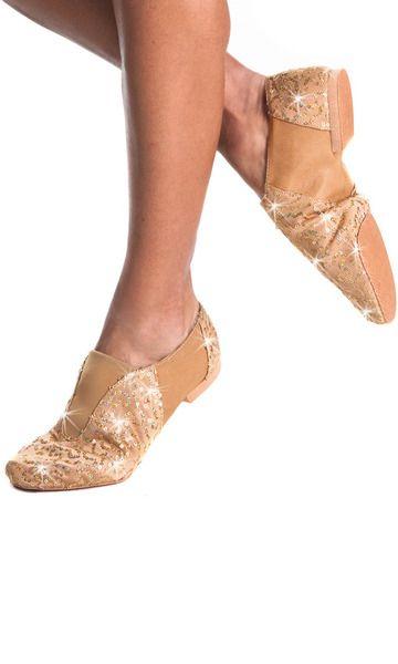 Gia-Mia Dancewear Encora Sequin Jazz Shoe - GS5