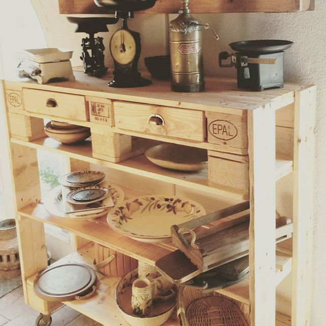 17 Best images about muebles de paletas on Pinterest  Pallet