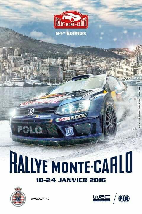 2016 Monte Carlo Ralley
