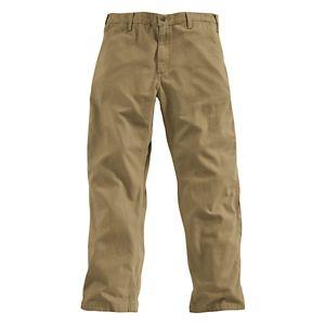 Carhartt Canvas Khaki Pants for Men - Golden Khaki - 40 x 34