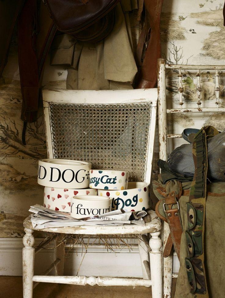 Emma Bridgewater Pet Bowls