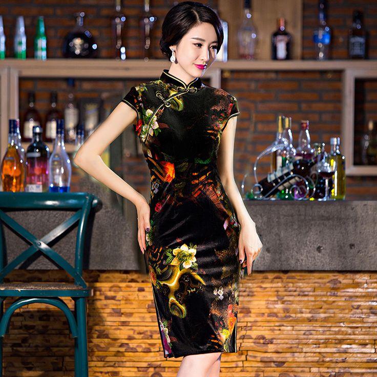 chinese clothing chi pow chinese dress            https://www.ichinesedress.com/