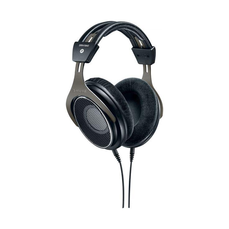 Shure SRH1840 Professional Open Back Headphone