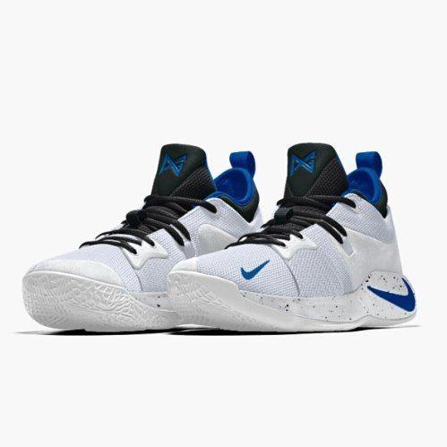 finest selection 528d0 9eb11 DUKE BLUE DEVILS inspired PG2 Nike ID custom colorway •  PG2  NikePG2   NikePG2ID  NikeID  NikeBasketball  DukeBasketball…