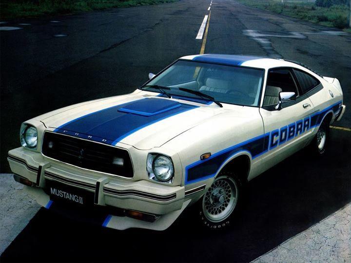 1978 Mustang King Cobra For Sale Oklahoma City