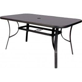 Jysk.ca - AVALON Rectangular Table with 6 grey avalon chairs