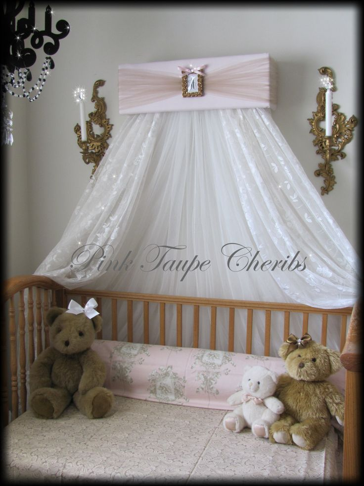 Crown Canopy Bed Pink Taupe Cherib Ivory Teester Princess Personalized FREE Upholstered SaLe by SoZoeyBoutique on & 131 best Princess images on Pinterest | Bed canopies Canopy for ...