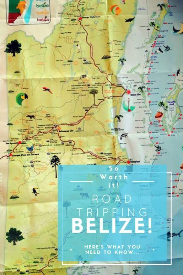 Belize they speak English and renting a
