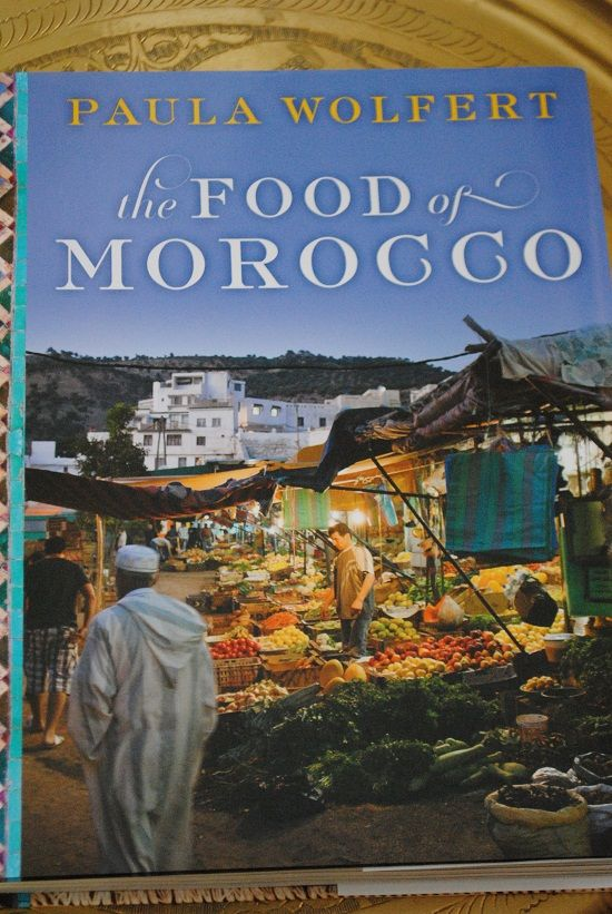 A review of Paula Wolfert's The Food of Morocco