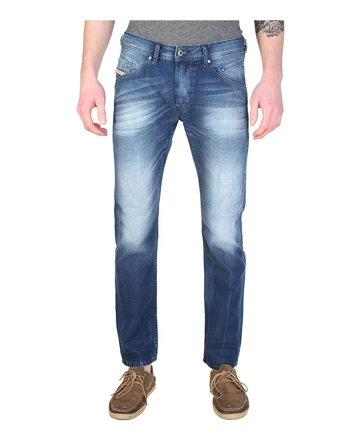Mens jeans - length 32 - composition: 100%co - wash at 40°c - Jeans men belther Blue