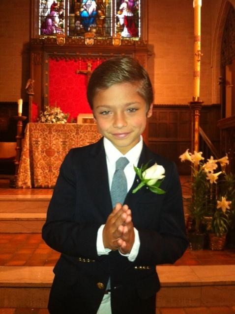 Young Joaquin Antonio Consuelos