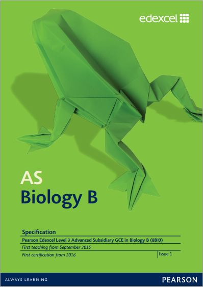 edexcel biology gce coursework
