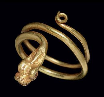 how to make a fealty arm ring