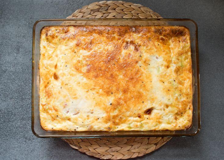 #tsoulomageiremata: Αφράτη ομελέτα φούρνου Βάλτε τα αυγά στο φούρνο, βγάλτε τα πιρούνια κι η μάχη του Yummy μόλις ξεκίνησε.