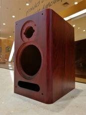 Заказать высокосортной производители древесного шпона чемодан корпус оболочки 5,5-6 дюймовый динамик 2-полосная книжные полки ящик пустой ящик