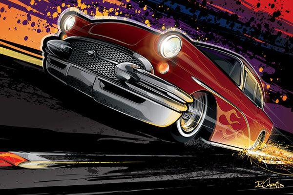 "Buick ""Drag"" Queen by BRN-MNY on DeviantArt"