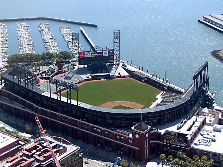 San Francisco Giants Stadium Wallpaper: 21 Best Stadiums I Want To Visit Images On Pinterest