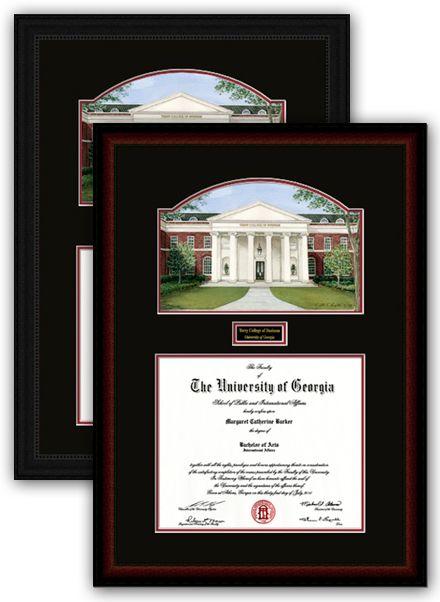 uga business school diploma frame - Diploma Frames Michaels