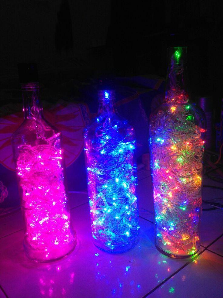 lamp bottle #kalem