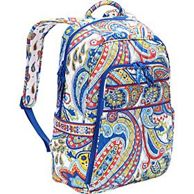 Vera Bradley Laptop Backpack - Marina Paisley - via eBags.com .... I'm thinking for my Diaper Bag!! It can be for girl or boy and its big enough for 3 under 3!!!!