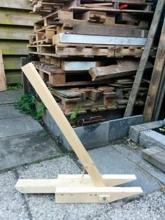 The Pallet Pal: Make Your Own Pallet Dismantling Tool Flooring