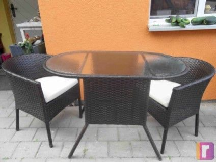 48 best Gartentrend grau-weiß images on Pinterest Gray, Decks - gartenmobel polyrattan grau