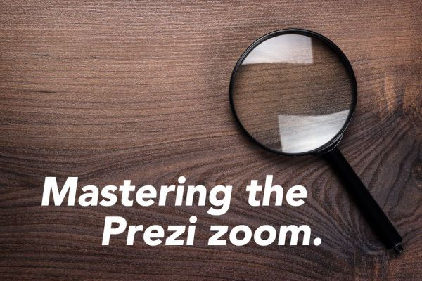 As cool as it is, there is such a thing as too much Prezi zoom. If you've ever sat through a presentation that felt more like a rollercoaste...